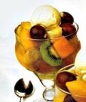 Salada de frutas aovinho