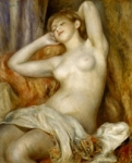The Sleeping Bather byRenoir