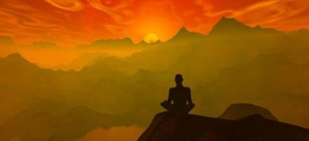 Monge zen-budista