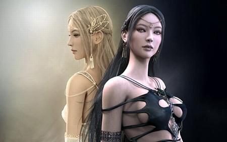 Duas deusas