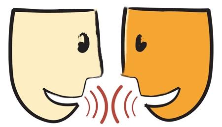 Discutir ou conversar