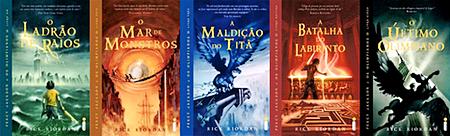Saga Percy Jackson e os Olimpianos