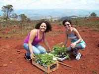 Serra da Gandarela - ativistas