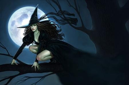 Bruxa linda