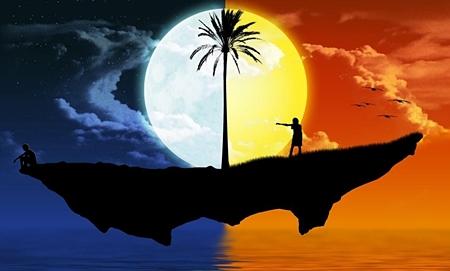 Sol e Lua 3