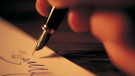 Escrevendo o presente
