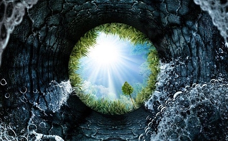 Saindo do fundo do poço