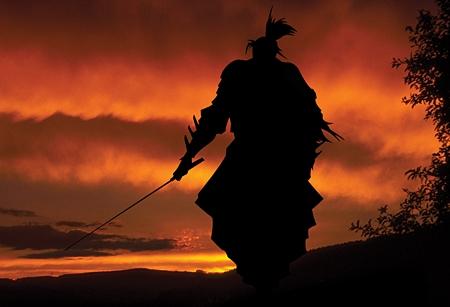 O Velho Samurai