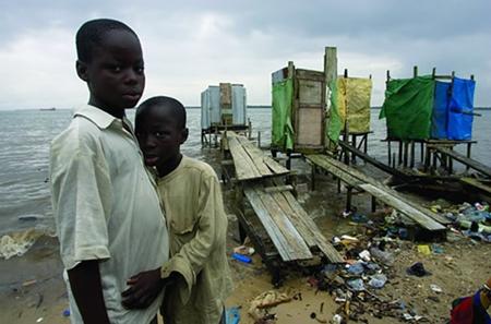 4. Ela não existe mais - Rio Niger