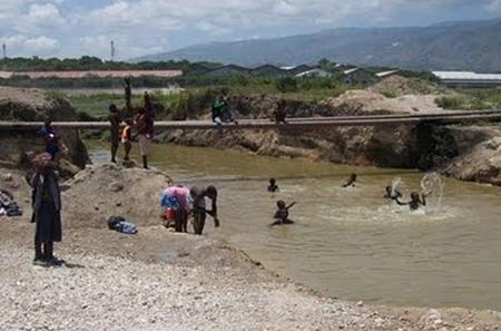 8. Ela não existe mais - Haiti