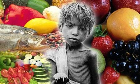 Fome no mundo